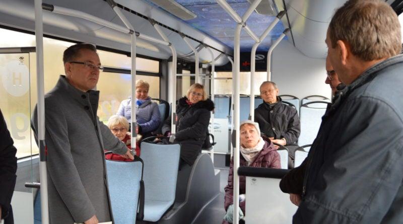autobus wodorowy fot. UM Piła