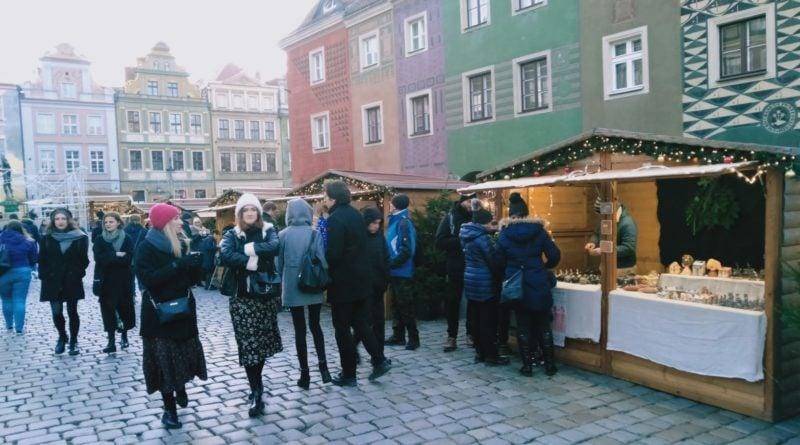 betlejem stary rynek 2 800x445 - Poznań: Jest już Betlejem na Starym Rynku