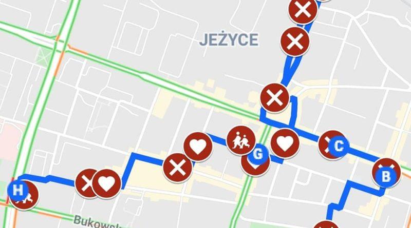 bezpieczenstwo na drogach fot. rada osiedla jezyce 800x445 - Poznań: Jeżyce nadal walczą o bezpieczeństwo na ulicach