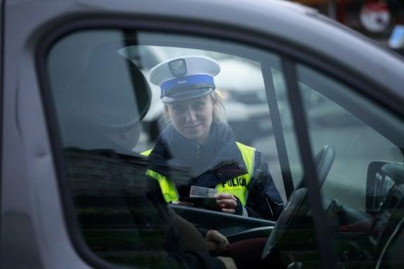 Bezpieczna jazda fot. policja
