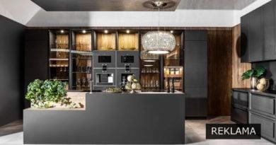 eleganza nowoczesna kuchnia halupczok fot. artykul sponsorowany 390x205 - Nowoczesna kuchnia w nowoczesnym mieście