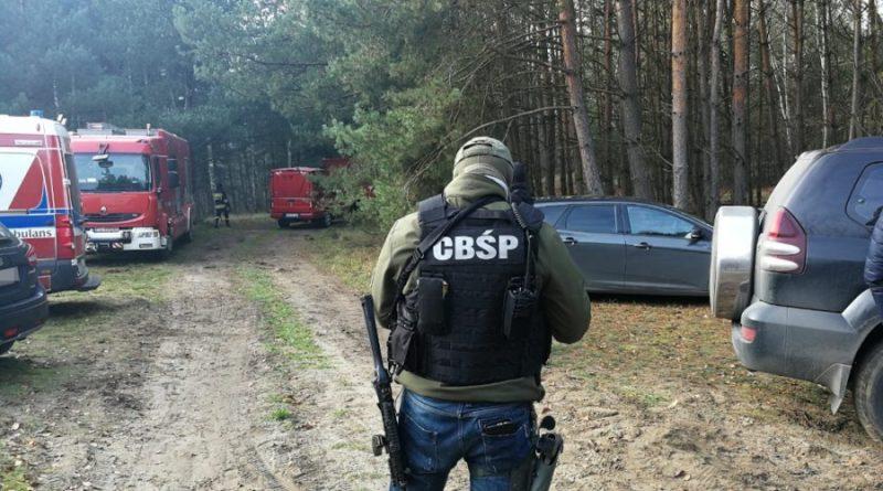 fabryka kokainy zatrzymania 9 fot. policja.pl  800x445 - Największa próba przemytu narkotyków w UE udaremniona. Magazyn był w Wielkopolsce