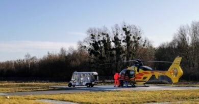 Wolsztyn: Poważny wypadek w Karpicku. Są ranni