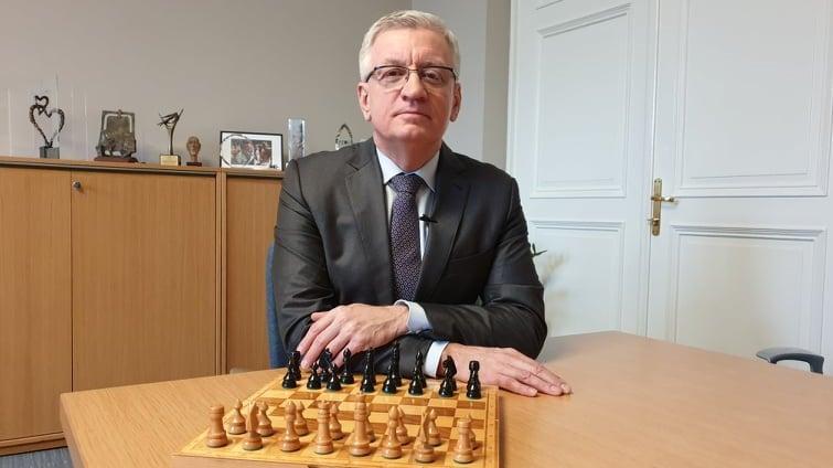 Jacek Jaśkowiak fot. UMP
