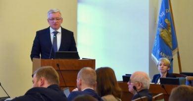 Jacek Jaśkowiak sesja fot. UMP