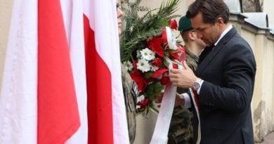 Kaliszanie uczcili pamięć bohaterów Powstania Wielkopolskiego 2 fot. UMKalisz