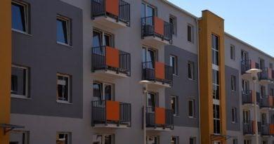 mieszkania komunalne przy ul. Dymka fot. UMP
