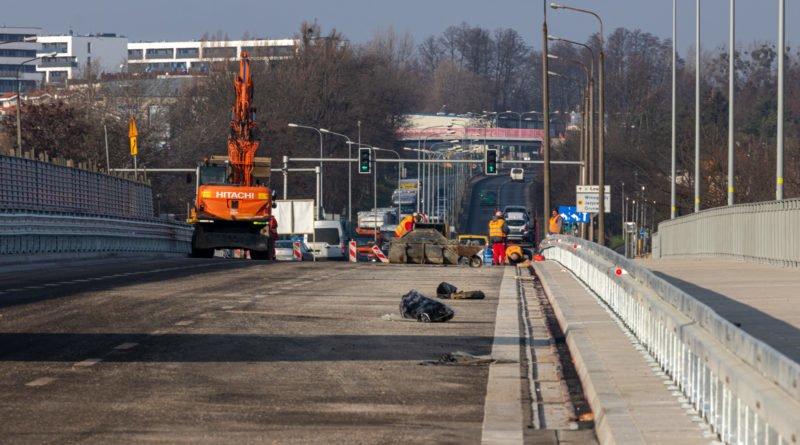 most lecha fot. slawek wachala 5 of 5 800x445 - Poznań: Korki na moście Lecha!