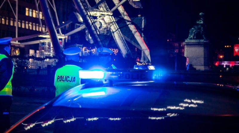 policja fot. slawek wachala 1 1 800x445 - Poznań: Utrudnienia na zachodniej obwodnicy miasta