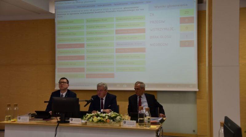 Powiat poznański ma budżet na 2020 rok