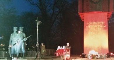 Powstanie Wielkopolskie obchody główne