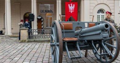 powstanie wielkopolskie rocznica fot. slawek wachala 36 390x205 - Poznań: 101. rocznica wybuchu Powstania Wielkopolskiego na Winiarach