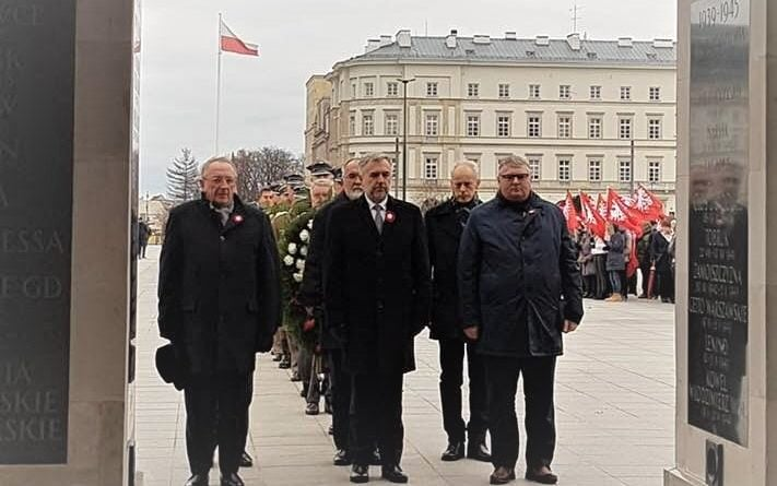 Powstanie Wielkopolskie w Warszawie fot. UMWW