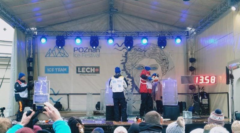 poznan ice festival 2 800x445 - Poznań Ice Festival już trwa!