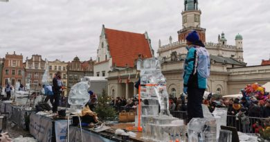 Poznań Ice Festival dzień 2 fot. Sławek Wąchała