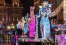 Poznań: Lodowe rzeźby i tłumy podziwiających