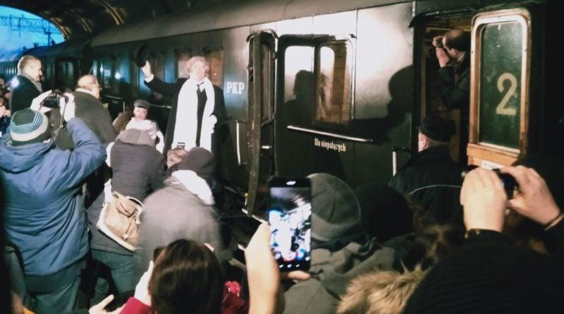 Poznań: Paderewski przyjechał!
