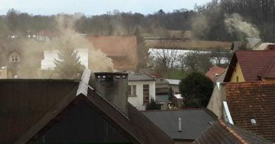 Smog w Poznaniu fot. UMP