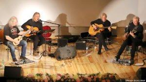 super trio fot. magda zajac 5 300x169 - Czterej wirtuozi gitary na pleszewskiej scenie