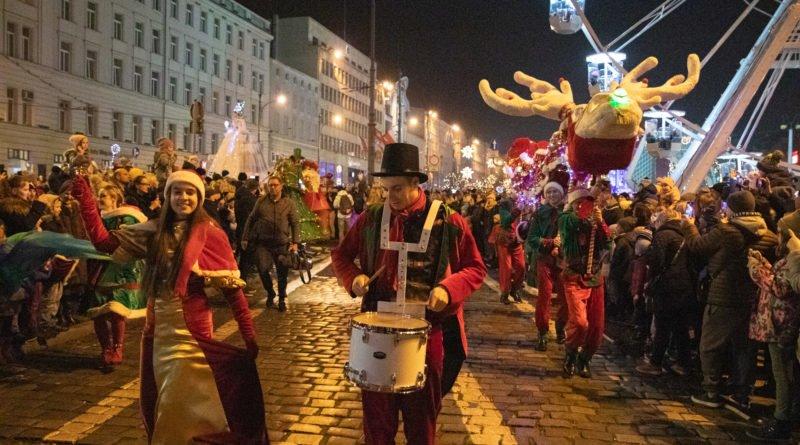 swiateczna parada w betlejem poznanskim fot. slawek wachala 14 of 43 800x445 - Poznań: Świąteczna Parada przeszła przez Poznań