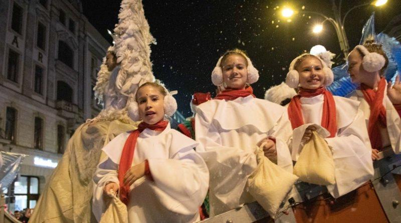 swiateczna parada w betlejem poznanskim fot. slawek wachala 18 of 43 800x445 - Poznań: Świąteczna Parada przeszła przez Poznań
