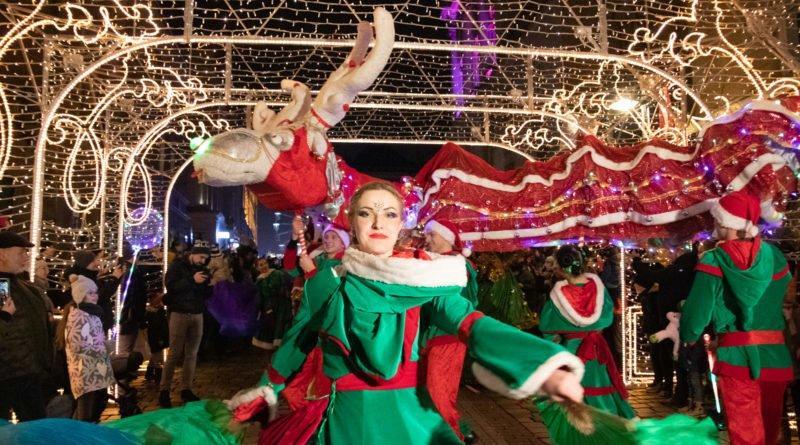 swiateczna parada w betlejem poznanskim fot. slawek wachala 23 of 43 800x445 - Poznań: Świąteczna Parada przeszła przez Poznań