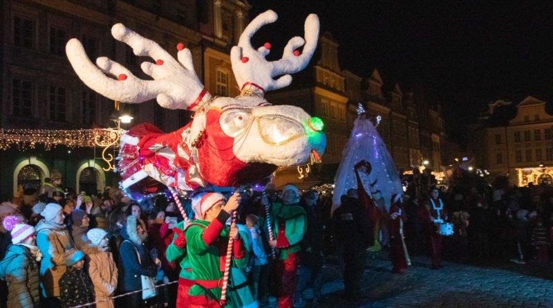 swiateczna parada w betlejem poznanskim fot. slawek wachala 31 of 43 800x445 - Poznań: Świąteczna Parada przeszła przez Poznań