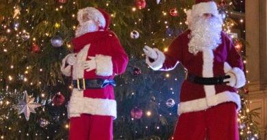 Mikołaje w tym roku wyjeżdżają z Owińsk!