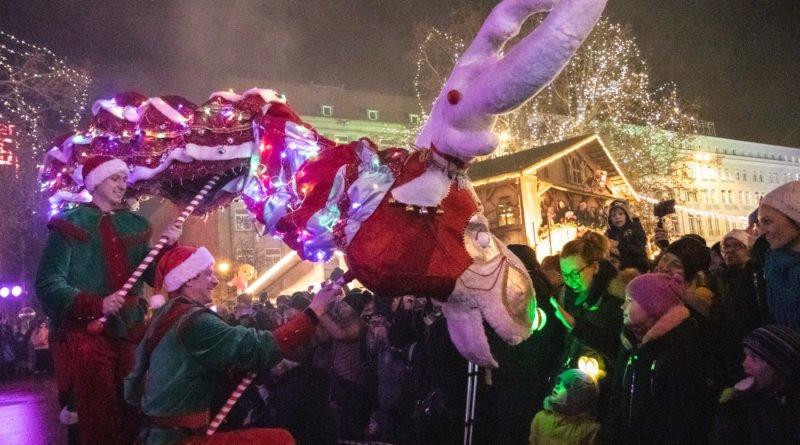 swiateczna parada w betlejem poznanskim fot. slawek wachala 8 of 43 800x445 - Poznań: Świąteczna Parada przeszła przez Poznań