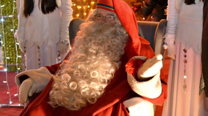 Święty Mikołaj fot. UMP