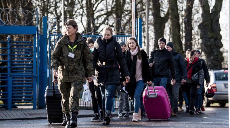 terytorialsi szkolenie podstawowe 6 fot. 12bwot 800x445 - Wielkopolscy terytorialsi nie zwalniają tempa. Trwa szkolenie nowych kandydatów