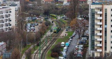 Poznań: Awaria na Trasie Kórnickiej. Tramwaje kursują objazdami