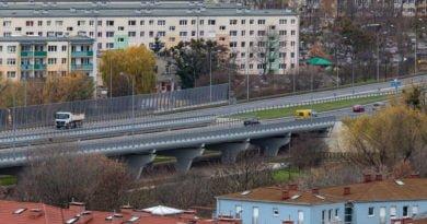 tp rataje estakada na trasie katowickiej fot. slawek wachala 7 390x205 - Poznań: Remont Krzywoustego i nieprzejezdna Szwedzka