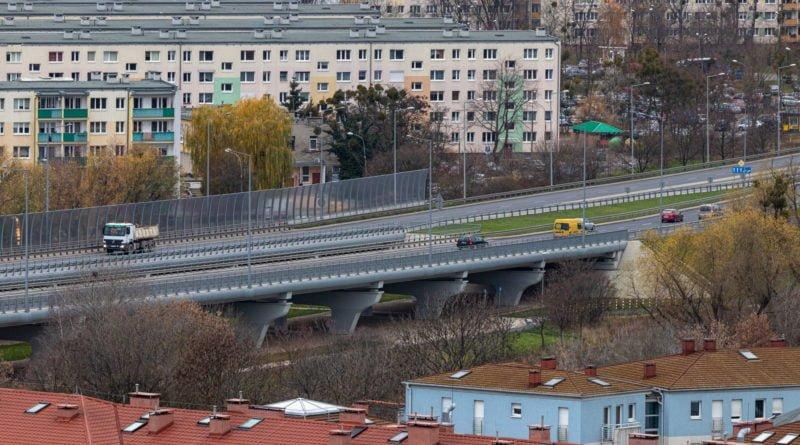 tp rataje estakada na trasie katowickiej fot. slawek wachala 7 800x445 - Poznań: Remont Krzywoustego i nieprzejezdna Szwedzka