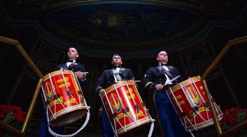USAEUR Band fot. UMP