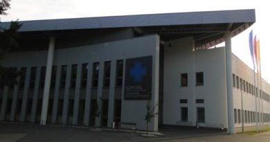 Wielkopolskie Centrum Leczenia Oparzeń w Ostrowie Wielkopolskim fot. WCLO