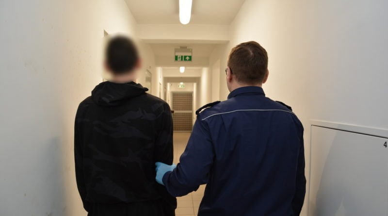 Włamywacze Konin fot. policja