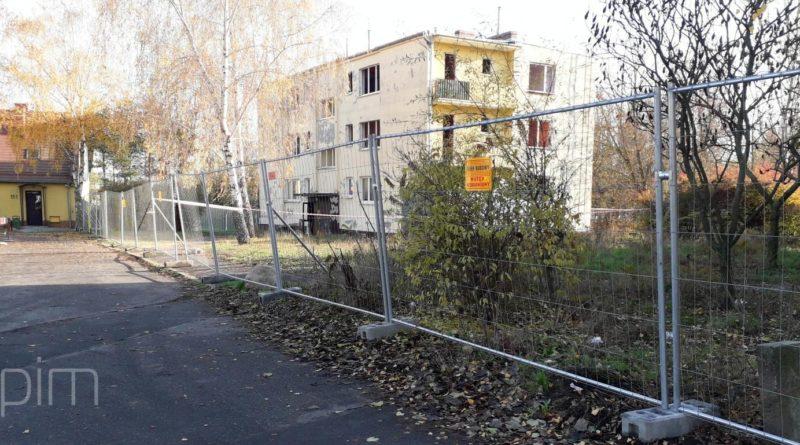 wyburzenia-budynkow Naramowice fot. PIM