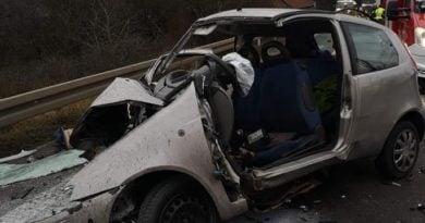 Wypadek Rosnówko 5 fot. OSP Strykowo
