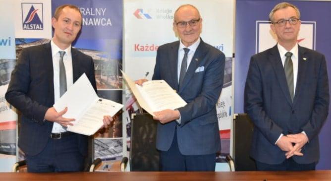 Wągrowiec: 60 mln na inwestycję dla Kolei Wielkopolskich