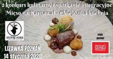 2 Konkurs kulinarny Mięso na Karnawał - (Nie)dzika kuchnia