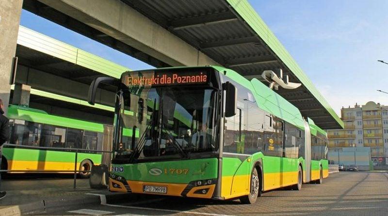 autobus elektryczny fot. MPK