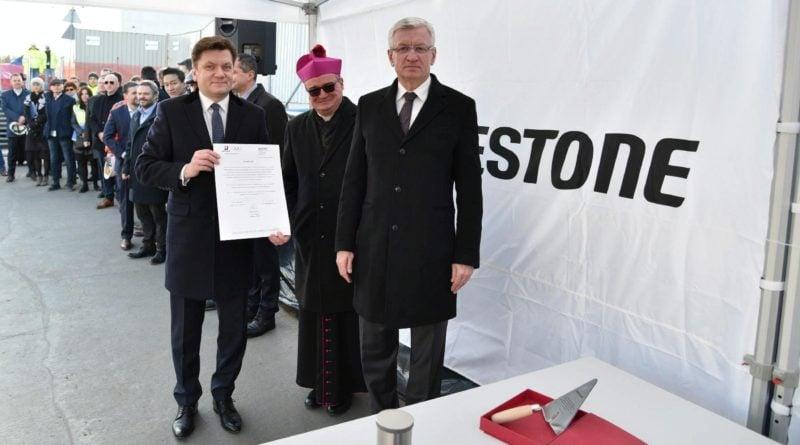 bridgestone 5 fot. ump 800x445 - Poznań: Bridgestone buduje nowe hale produkcyjne