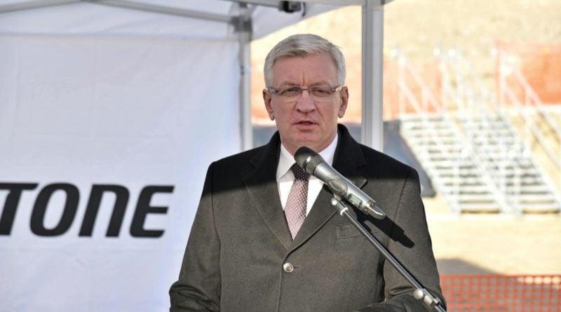 bridgestone 6 fot. ump 800x445 - Poznań: Bridgestone buduje nowe hale produkcyjne