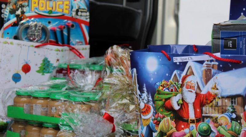 cwr swoboda 2 fot. policja 800x445 - Poznań: Policjanci odwiedzili dzieci. Z prezentami