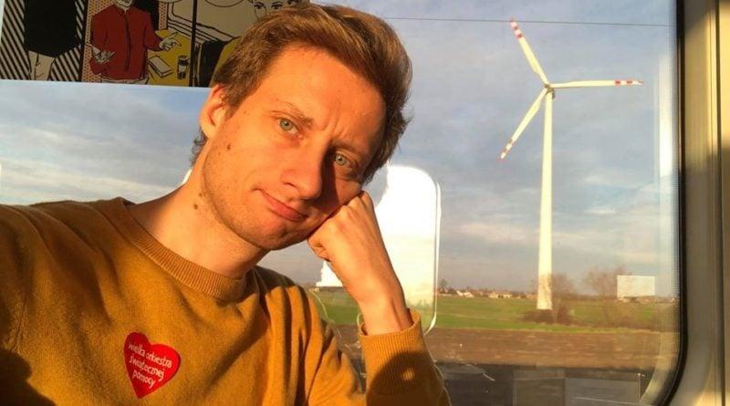 Franek Sterczewski fot. FB