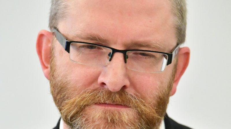 Grzegorz Braun fot. Adrian Grycuk
