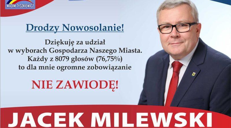 Jacek Milewski fot. FB