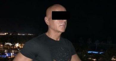 Janusz M. fot. policja