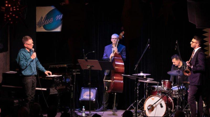 jarek kostka quartet. jazz contra bach fot. slawek wachala 7592 800x445 - Poznań: Jarek Kostka Quartet - i Bach